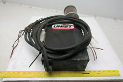 Unist S121598-a/1 Oil Mist Spay Cooling Lubricator Assembly