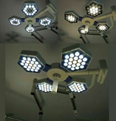 Hospital Led Operating Light For Surgical Ot Room Lamp 140000 Lux Cold Light @s5