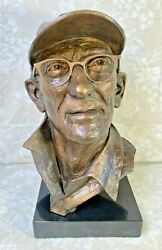 Sir Francis Chichester By John Worsley 1979 From Collection Of Alfred King