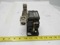 A-b Allen Bradley 810-a23a Inverse Time Relay Magnetic Overload Open Type 185 A