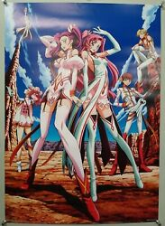 Code Geass A1 Size Poster Limited Edition Rare 02 Clamp