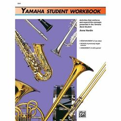 Anne Hardin And John Oand039reilly Yamaha Band Student Book 1 Book