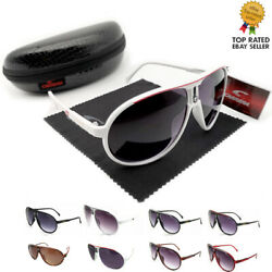 2020 New Outdoor Car era Glasses Men Women Retro Sunglasses Unisex fishingBox $9.98