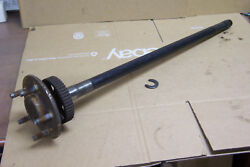 2002 And Other Ford Mustang Gt Rh 8.8 28 Spline 5 Lug Axle W/abs Hub 30 3/4
