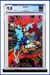 Violator 1 Cgc Graded 9.8 Image May 1994 White Pages Comic Book