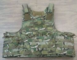 Trident Tactical Plate Carrier M/c Ocp Large Molle Quad Release Carrier Vs1