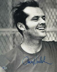 Jack Nicholson Signed Autograph 11x14 Photo - One Flew Over The Cuckoo's Nest H