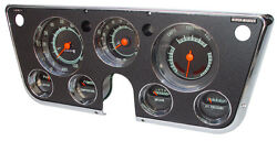 1969 1970 1971 1972 Chevrolet Truck Complete Dash Cluster 8000 K Tach And Clock