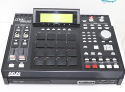 Used Akai Mpc2500 From Japan Very Good Rare Vintage Working Tested W/ac Adapter