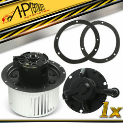 Hvac Heater Blower Motor With Fan Cage For Ford Thunderbird Lincoln Ls 2000-2006