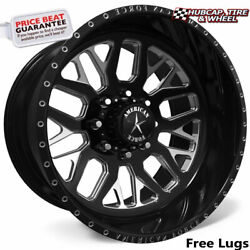 American Force Ck18 Panic Concave Black 26x16 Truck Wheel 8 Lug One Wheel