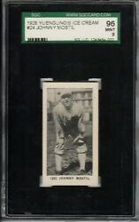 1928 Yuenglings Ice Cream Mostil Sgc 96 Same As Psa 9 One Of One
