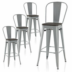 46 Selections Available 24 Or 30 Seat Height Metal Bar Stools
