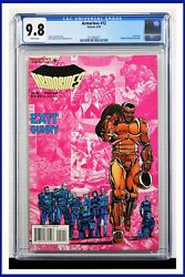 Armorines 12 Cgc Graded 9.8 Valiant June 1995 White Pages Comic Book