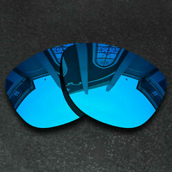 Blue Replacement Lenses for Oakley Frogskins Sunglasses Frame Polarized $8.58