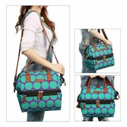 Convenient Lunch Package Lunch Bags Portable Box Camping Insulated Cool Bag O3