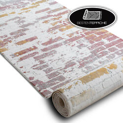 Modern Exclusive Very Thick Runner And039dizaynand039 Pink Width 80 47 3/16in Best