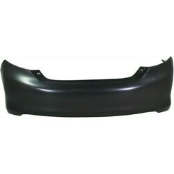 Primed Rear Bumper Cover For 2012-2014 Toyota Camry Hybrid Le L Xle 5215906961