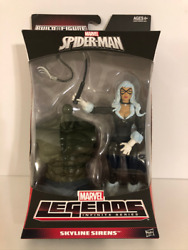 New Marvel Legends Black Cat from Green Goblin BAF Wave by Hasbro Free Shipping