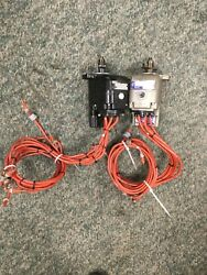 Lycoming Io-540 Set Of Bendix Mags And Wires S6ln-200 -204 160 Hours Since Oh