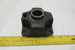 Hk Systems Double Bearing 1-3/16bore 4 Bolt Flange Pillow Block