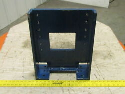 Square Angle Block Machine Brackets 3/4plates Milled Square W/1/2plate Gussets