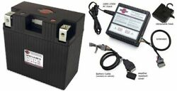 Shorai Lithium Battery+charger Combo Lfx21l6-bs12 + Sho-bms01 5 Year Warranty