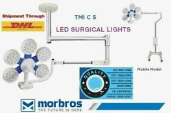 Tmi Led Ot Surgical Lights For Operation Theater Led Intensity 1,30,000 ±10