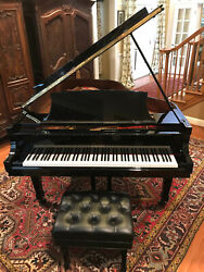 BOSTON GP-178 Grand Piano Excellent (Purchased for $17900 one year ago!) Love!!