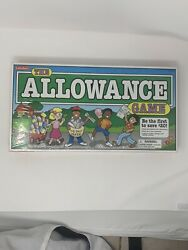 Lakeshore The Allowance Game Childrenand039s Board Game - Learning Money - Sealed Nib