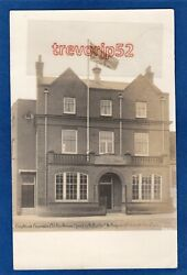 Conservative Club Christchurch Opened 1912 Marquis Winchester Rp W Hazel Aa63