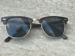 Ray Ban Clubmaster Sunglasses with Prescription Lenses. Great Condition. $39.00