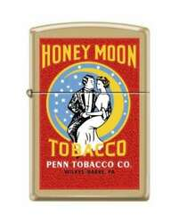Zippo Honey Moon Tobacco Tin Series 2 Only 50 Made World Wide Limited Edition