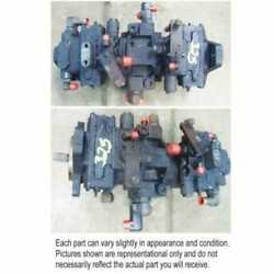 Used Hydraulic Pump - Tandem Compatible With John Deere 325 At312978