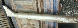 Motorcycle Harley Fishtail Exhaust Davidson Used