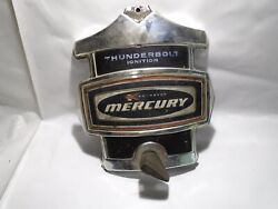 Vintage Mercury Face Plate Front Cover