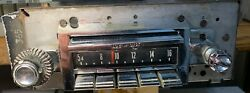 1965 Chrysler Imperial Mopar 417 W/ Search Option And Added Fm Aux Looks Wks Gr8