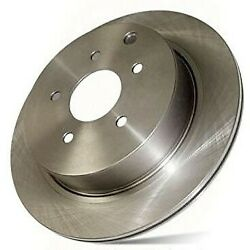 121.80011 Centric Brake Disc Rear Driver Or Passenger Side New For Chevy Rh Lh