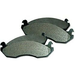 106.07860 Centric Brake Pad Sets 2-wheel Set Front Or Rear New For Truck F650