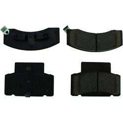 102.04590 Centric 2-wheel Set Brake Pad Sets Front New For Chevy Express Van