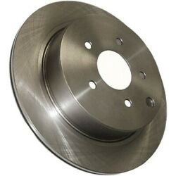 121.42042 Centric Brake Disc Rear Driver Or Passenger Side New Rwd For 240 Rh Lh