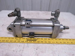 Festo Dng-100-153-ppv-a Pneumatic Cylinder 1 Rod 6 Stroke Dbl Action M20 Rod