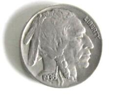 41 1936 Buffalo Or Indian Head Nickels All With Very Good Readable Dates.