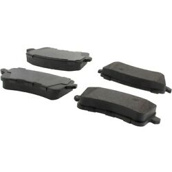 104.13861 Centric Brake Pad Sets 2-wheel Set Rear New For Audi S4 Q5 S5 Rs5 Sq5