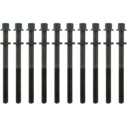 Ahb457 Apex Set Of 10 Cylinder Head Bolts New For Kia Spectra Sephia 1995-2001