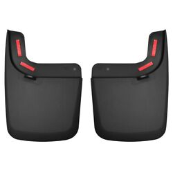 59471 Husky Liners Set Of 2 Mud Flaps Rear Driver And Passenger Side New Pair