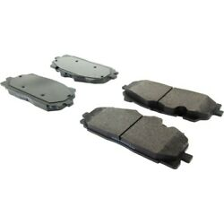 104.18940 Centric Brake Pad Sets 2-wheel Set Front New For Audi S4 Q7 S5 Rs5 Sq5
