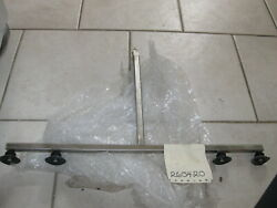 New Piab Pneumatic Vacuum Stripoff Tube 4-suction Cup Material Handler Lifter 18