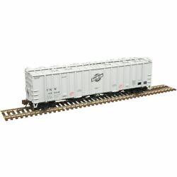 Atlas 50005047 - 4180 Airslide Covered Hopper Chicago And Northwestern Cnw 69...