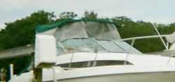 1994 Wellcraft Martinique 27and039 Cruiser Boat Bimini Clear Sides Back Set